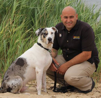 Jason Molfetto your local dog trainer, Long Island